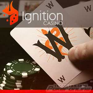 ignition Casino $300K GTD Wild Wednesday July 2019