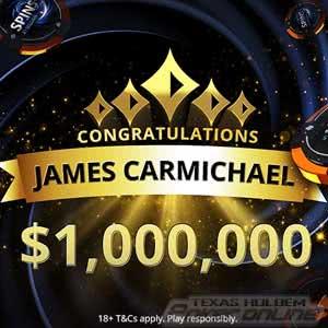 SPINS Sit & Go Jackpot Millionaire