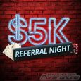 BetOnline Poker $5K Referral Night of Friends with Benefits