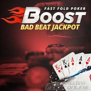 Boost Bad Beat Jackpot