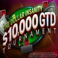 BetOnline Poker to Host Dollar Insanity $10K GTD Tournament