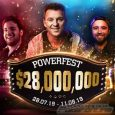 Party Poker Powerfest with $28 Million Guaranteed Returns